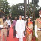 Maharashtra Chief Minister Uddhav Balasaheb Thackeray Hoisted The Flag At The Mumbai High Court