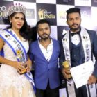 Dipti Shendre Winner Of Joil Entertainment's  Miss Universe 2020 As 1st Runner Up  With Subtitle Winner Miss Photogenic