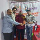 Dadasaheb Phalke Icon Award Films KALYANJI JANA Presents Free Food Distribution