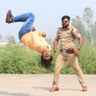 On The Birthday Of Desi Star Samar Singh  The Teaser Of FIGHTER KING  Was Launched Showing Samar Singh's Angryman Action Avatar