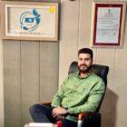 SYED ALI ASGAR RAZVI CREATING OPPORTUNITIES FOR YOUTH IN KASHMIR