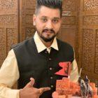 Social worker Gaurav Anil Shah  Honored With Chhatrapati Shivaji Maharaj Gaurav Award Best Youth Icon 2021