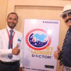 My Laundry Doctor App Launched  With Ved Thapar And Founder Kalicharan